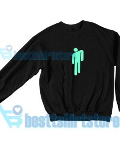 Billie Eilish Neon Green Sweatshirt