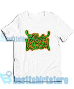 Billie eilish graffiti
