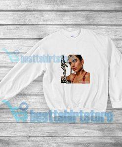 Break My Heart Cover Album Sweatshirt