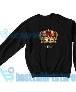 Couple-King-Sweatshirt