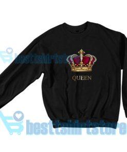 Couple-Queen-Sweatshirt