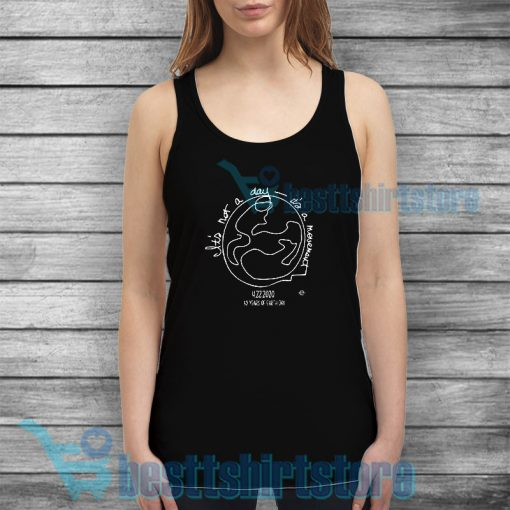 Earth Day It's a Movement Tank Top