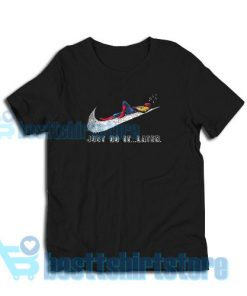 Spider-Man Just Do it Later T-Shirt