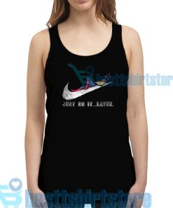 Spider-Man Just Do it Later Tank Top Unisex