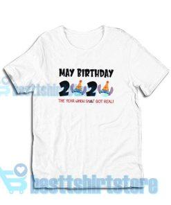 Stitch Birthday 2020