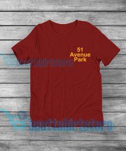 51 avenue park T-Shirt
