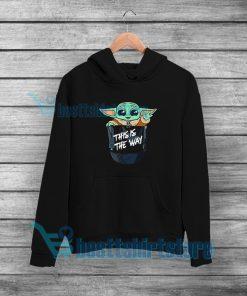 Baby Yoda Merchandise Hoodie