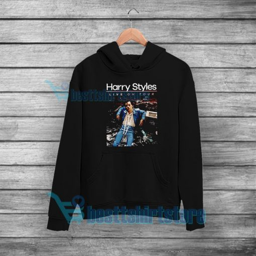 Harry Styles Live On Tour Hoodie