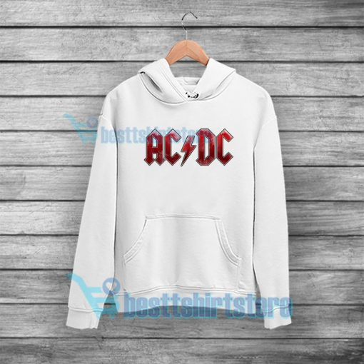 ACDC Band Logo Hoodie