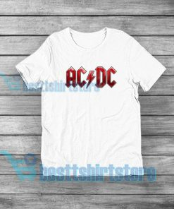 ACDC Band Logo T-Shirt