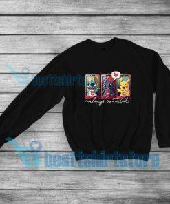 Always Connected Sweatshirt