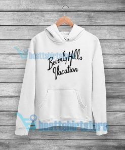 Beverly Hills Vacation Hoodie Vintage Mens or Womens S-5XL