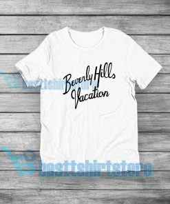 Beverly Hills Vacation T-Shirt Vintage Mens or Womens S-5XL