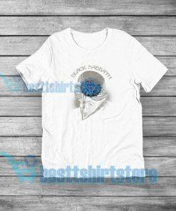 Black Sabbath Ironman T-Shirt Tony Stark S-5XL