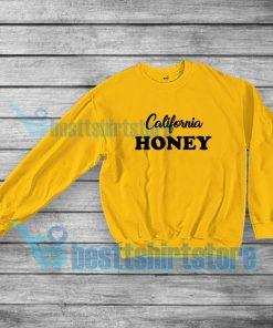 California Honey Sweatshirt Mens or Womens S 5XL 247x296 - HOME