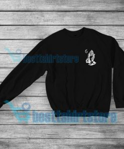 Drake 6 god hands Sweatshirt Mens or Womens S 5XL 247x296 - HOME
