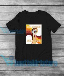 No More Silence BLM T-Shirt