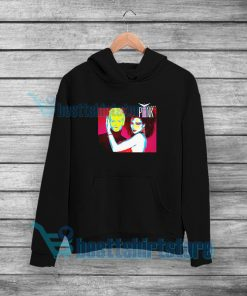 Vicious Pink Album Hoodie Synth-Pop Duo S-5XL