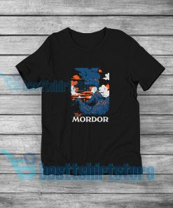 Visit Mordor Middle Earth T Shirt Arch Villain Sauron S 5XL 247x296 - HOME