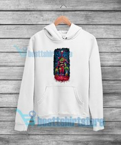 American Labor Day Monster Chair Hoodie Men's or Women's S-3XL
