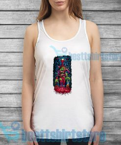 American Labor Day Monster Chair Tank Top Men's or Women's S-2XL