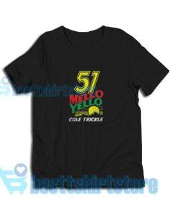 51 Mello Yello T-Shirt Men And Women S-3XL