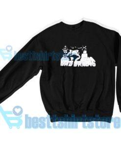 Bad Brains Logo Sweatshirt Women and men S-3XL