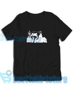 Bad Brains Logo T-Shirt Women and Men S-3XL
