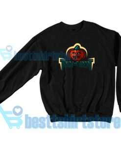 Festival Helloween Day Sweatshirt Trick or Thereat S-3XL