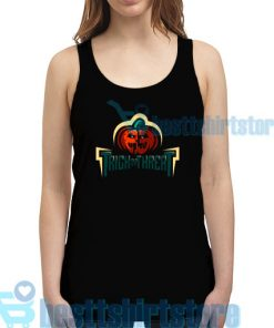 Festival Helloween Day Tank Top Trick or Thereat S-2XL