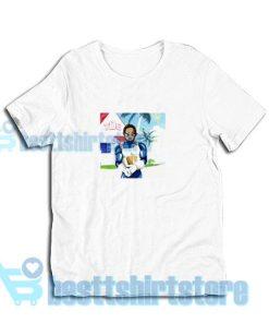 Kendrick Lamar Zenkai T-Shirt Hip Hop Dragon Ball S-3XL