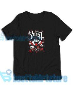 Papa Boo Ghost T-Shirt Mario and Yoshi S-3XL