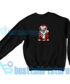 Santa Claus Halloween Sweatshirt Women and men S 3XL 247x296 - HOME