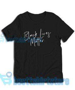 Funny BLM T-Shirt George Floyd S-3XL