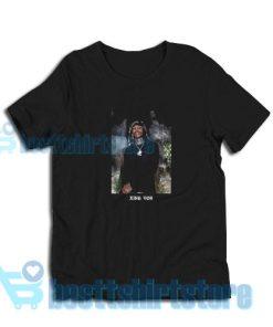 RIP Rapper King Von T-Shirt S - 3XL