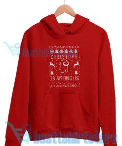 Among Us Gift Christmas Hoodie S – 3XL