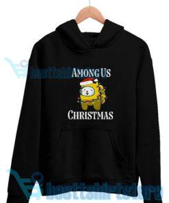 Among-Us-Christmas-Hoodie-Black