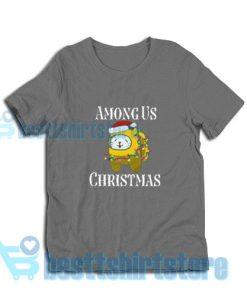 Among-Us-Christmas-T-Shirt