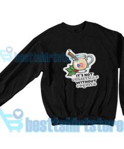 Christmas-Without-Coquito-Sweatshirt-Black