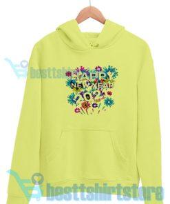 Happy-New-Year-2021-Hoodie-Yellow