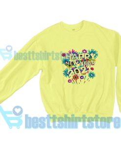Happy-New-Year-2021-Sweatshirt-Yellow