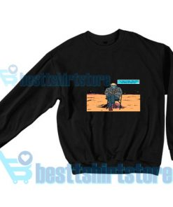 Bernie-Sanders-Stonyhearted-Sweatshirt