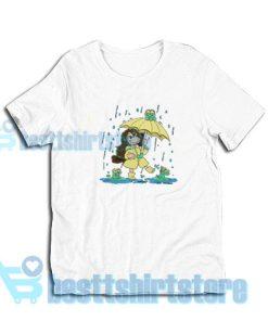 Best-Frog-Girl-T-Shirt-White
