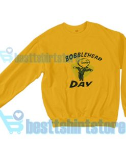 Bobblehead-Day-Sweatshirt-Orange
