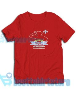 Fight Milk T Shirt Red 247x296 - HOME