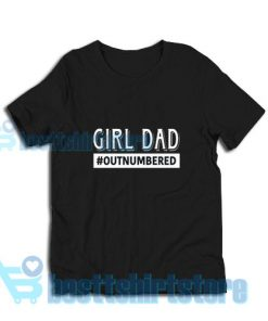 Girl-Dad-T-Shirt