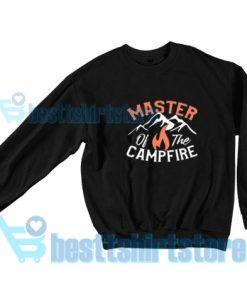 Master-Of-The-Campfire-Sweatshirt-Black