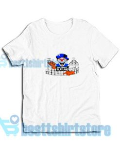 Rockaway's-Playland-T-Shirt-White