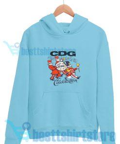 Comme-Des-Garcons-Hoodie-Light-Blue