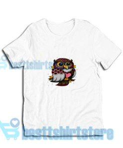 Cute-Owl-T-Shirt